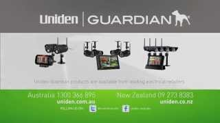 Uniden Digital Wireless Surveillance Range