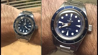 The Best Seiko Diver for $400 Is a Lorier Neptune?