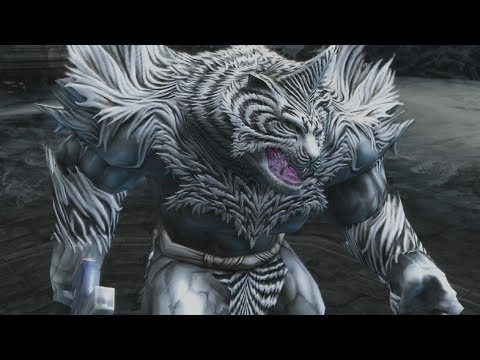 Final Fantasy XII HD Remaster: Fenrir Boss Fight (1080p)