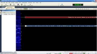 Tecsun PL-660:  Decoding PSK31 on 20 Meters