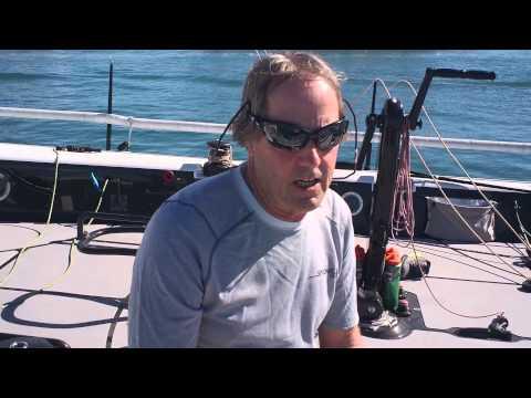 Interview with Steve Benjamin, owner of Carkeek 40 Spookie, at Quantum Key West 2014