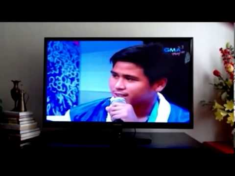 Mark Anthony Felix Atienza interview on WALANG TULUGAN with GERMAN MORENO