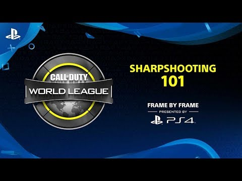 Call of Duty World League - Sharpshooting 101 | PS4