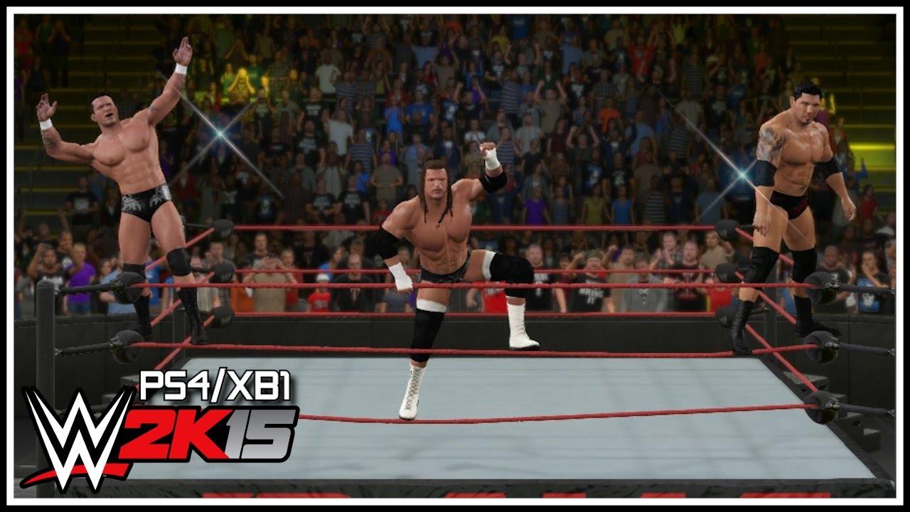 Wwe 2k15 Randy Orton Retro Wwe 2k15 Ps4/xb1 Retro