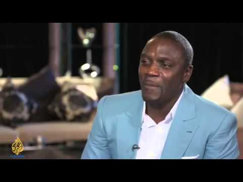 Akon  'America was never built for black people'