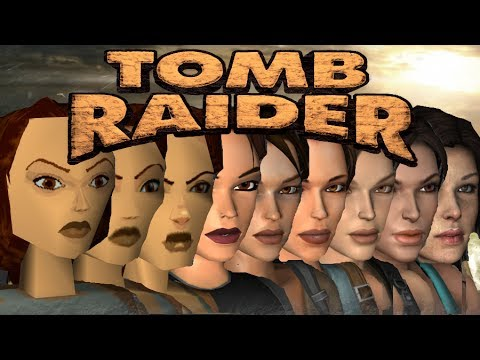 Tomb Raider - Evolution of Lara Croft 1996-2014