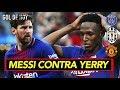 Qué regaño le metió Messi a Yerry Mina I Resumen jornada europea