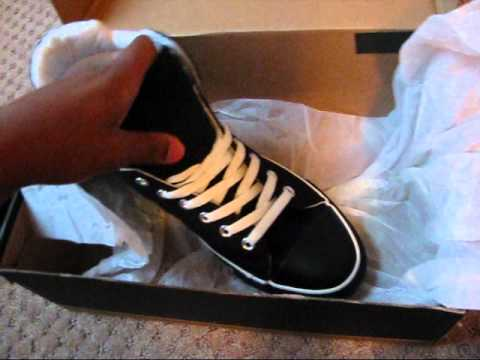 Converse Chuck Taylor (high tops) Black/White