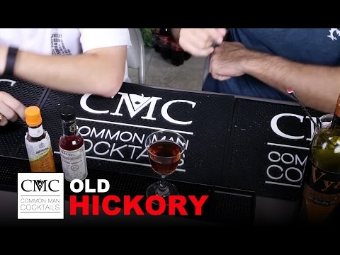 Old Hickory Cocktail