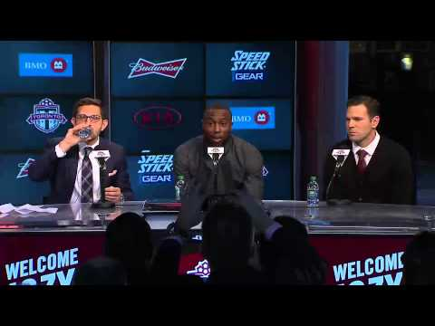 Jozy Altidore Press Conference – January 16, 2015