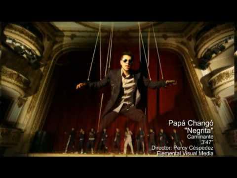 Papá Changó - Negrita (Video oficial)