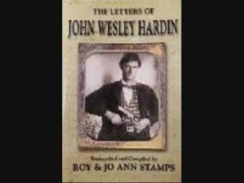 JOHN WESLEY HARDIN ( MUSIC BY: BOB DYLAN) PERFORMED: JMBAULE Video