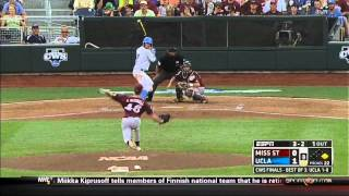 UCLA Bruins 2013 NCAA College World Series Highlights - Championship Games