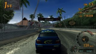 Gran Turismo 3 - Subaru IMPREZA Rally Car Prototype '01 PS2 Gameplay HD