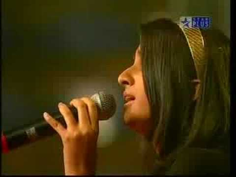 Rithisha Padmanabh - Amul Star Voice of India - Jaane kya baat...