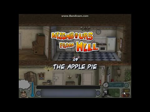 Neighbours from Hell 100% S1 E4 The Apple Pie