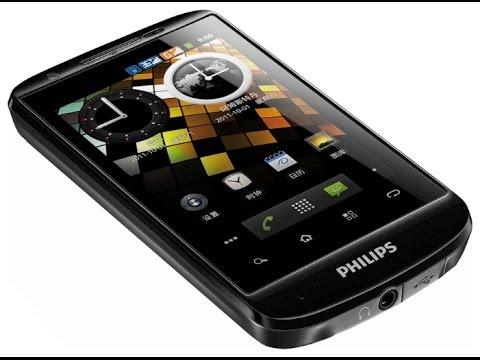 Philips w626 прошивка