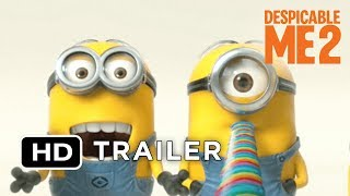 The Apparition - Despicable Me 2 - Official Teaser Trailer (2013) HD Movie