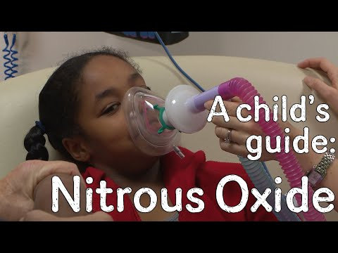 Having Nitrous Oxide