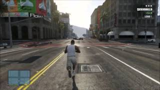 GTA 5 Cheats -- Flaming bullets (XBOX 360 & PS3)