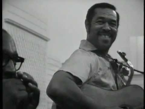 Gonna Move Across the River - Sonny Terry w. Brownie McGhee 1967