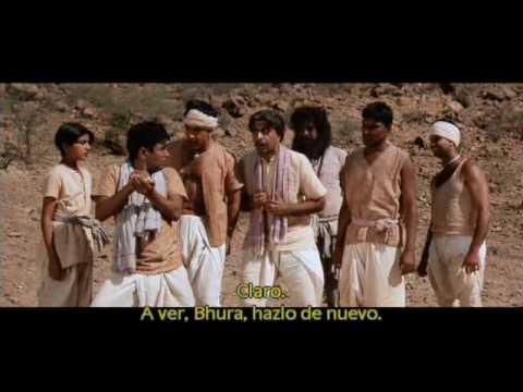 Lagaan part 9 [spanish subs]