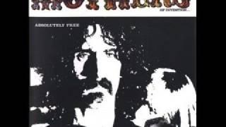 Watch Frank Zappa Flower Punk video