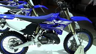 2018 Yamaha YZ 250 Complete Accs Series Lookaround Le Moto Around The World