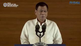 download lagu Full : President Rodrigo Duterte's Sona 2016 gratis