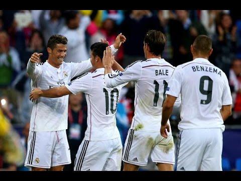 DEPOR 2-8 R.MADRID Debut goleador de CHICHARITO 2 Goals