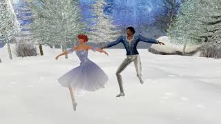 Seb   Pas de Deux   Mynx Dance Company Nutcracker Ballet 9 Dec 2017