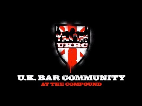 UK BAR COMMUNITY AT THE COMPOUND ( STREET WORKOUT MOTIVATION )
