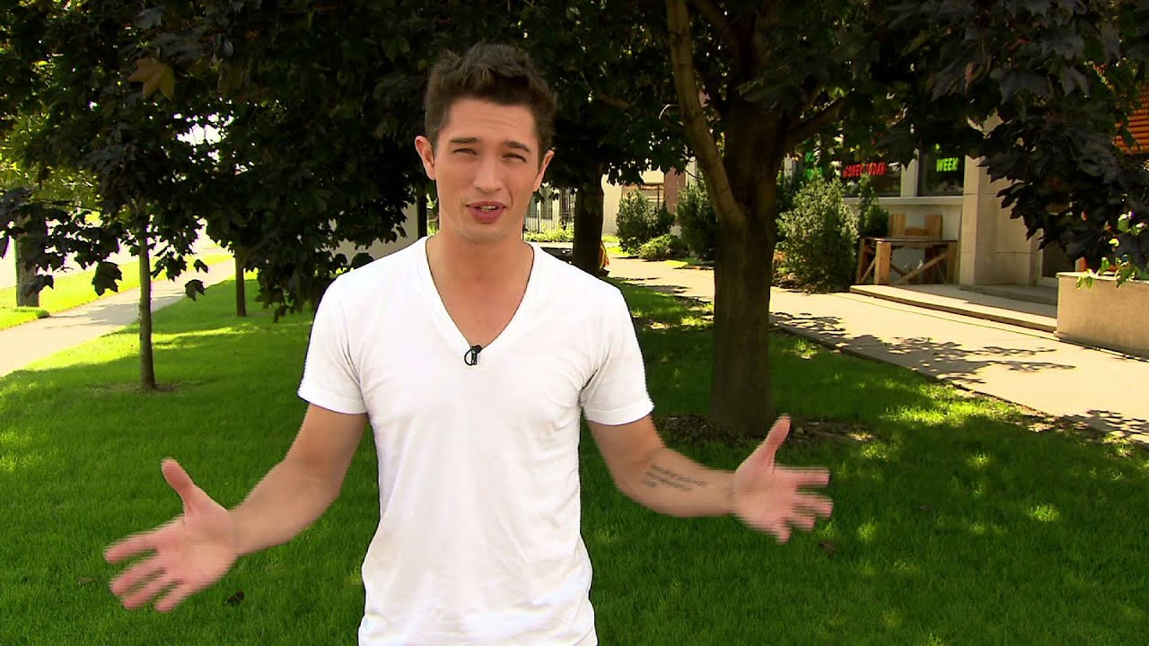 Beauty Tips From A Hot Guy Joe Dinicol Youtube