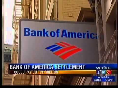 Bank of America Settlement