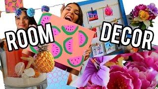 DIY Summer Room Decor: Tumblr Inspired!   NataliesOutlet