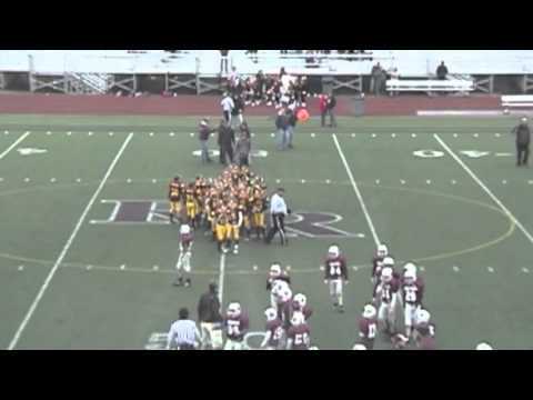 Rock River Maroon vs Avon Lake Gold Youth Football October 27, 2012