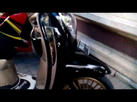 Video tentang Modifikasi Motor Scoopy New