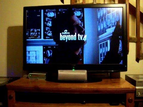 XBMC PC (Atlantis) with Beyond TV demo
