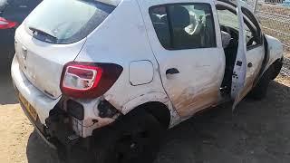 Car For Parts - Dacia SANDERO 2014 1.5L 66kW Diesel