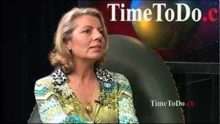 TimeToDo.ch vom 29.03.2012, Mensch-Tier Heilerin Gabriela Langen