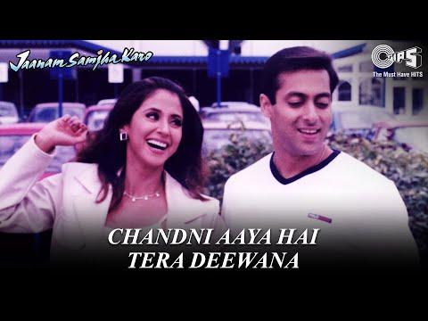 Chandni Aaya Hai Tera Deewana - Jaanam Samjha Karo - Full Song...
