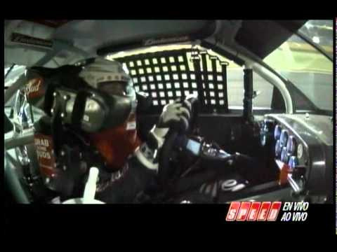 G-W-C Finish of Coca Cola 600 at Charlotte - NASCAR Sprint Cup Series 2011 (Spanish)