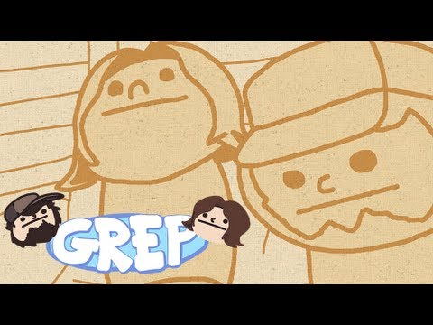 Grep Animated - 100 Star Present - by Barry