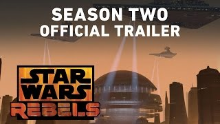 Star Wars Rebels Season Two Trailer (Official)