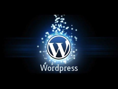 Урок 1. Как установить WordPress на сайт/блог - установка Вордпресс.