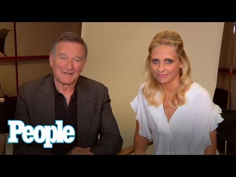 Sarah Michelle Gellar & Robin Williams: Crazy About Their Kids