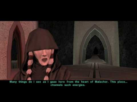 Star Wars KOTOR 2 (DS) Part 116: Kreia's Death