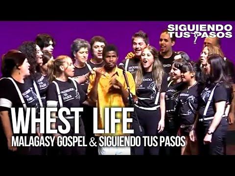 Siguiendo tus Pasos con Malagasy Gospel de Agua de Coco 2011 West Life