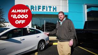 HUGE January 2019 Auto Rebates - Griffith Motor Co - Neosho, MO