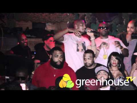 Rico LOVE celebrates w. Trey Songz @ G.H 5-10-2012 Music Videos
